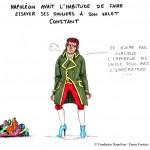 Série [Sourions avec Napoléon] : 18. Constant, quelle pointure !