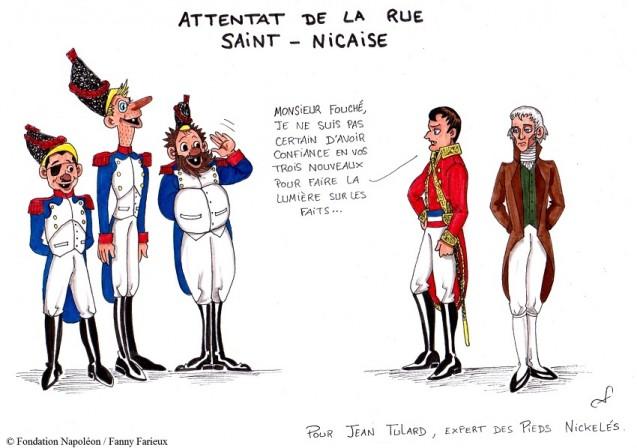 Série [Sourions avec Napoléon] : 20. Un travail d'arrache-pied