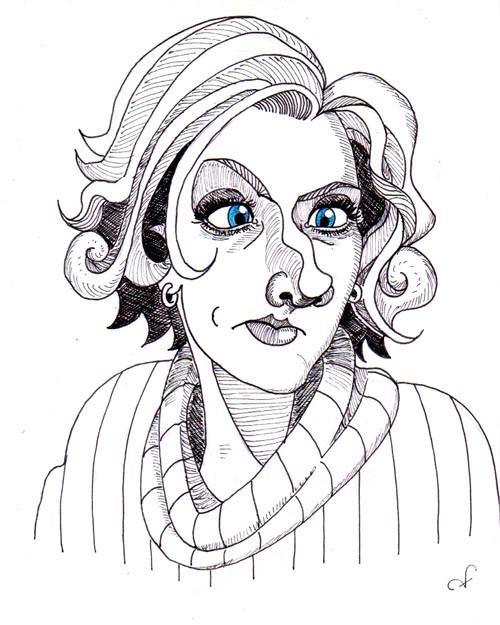 Fanny Farieux : du Caravage à Napoléon, « j'aime voir dans les visages le jeu des ombres et des lumières, le regard, l'expression des émotions, l'harmonie des traits »
