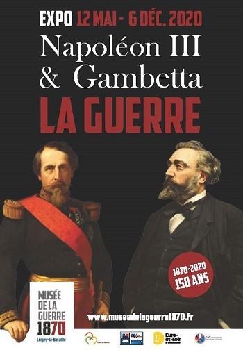 Napoléon III / Gambetta, la guerre