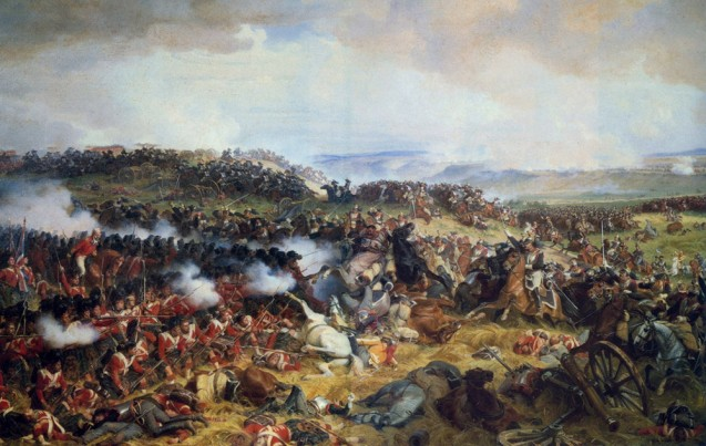 Bullet Point #35 – How did Napoleon manage to lose the Battle of Waterloo?