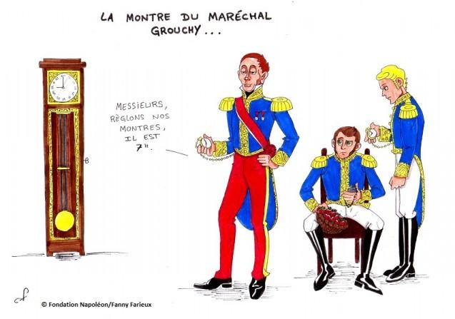 Série [Sourions avec Napoléon] : 22. Avant l'heure, c'est pas l'heure