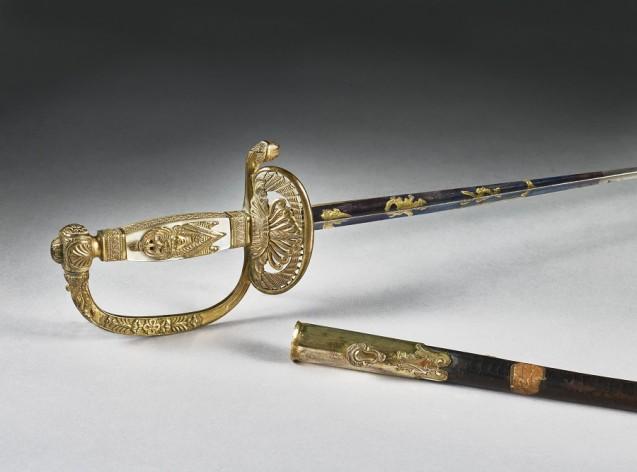 L'épée des membres de l'Institut du Caire