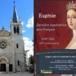 100<sup>e</sup> anniversaire de la mort de l'impératrice Eugénie