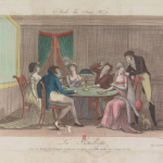 La bouillotte ou le poker du jeu XIXe siècle
