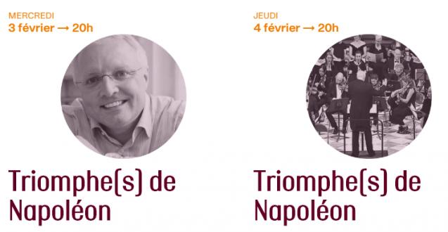 [2021 Napoleon Year] Death and Imperial Transfiguration: Napoleon's Triumph(s)