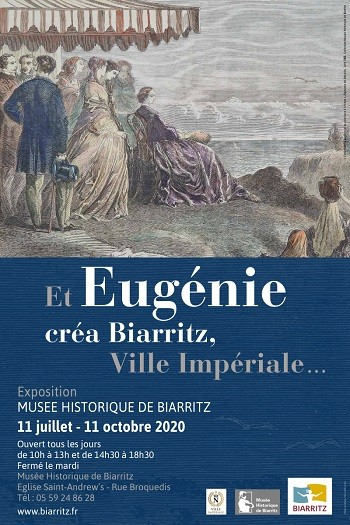 And Eugenie created Biarritz, an imperial town