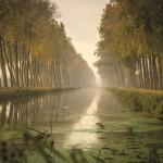 Le canal de Damme : un canal oublié