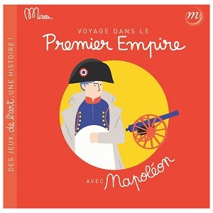 <i>Voyage dans le Premier Empire avec Napoléon</i> – Janvier 2021