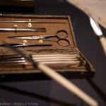 Instruments ayant servi à la dissection du corps de Napoléon
