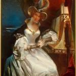 Queen Hortense at Arenenberg