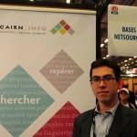 Une chronique de Thomas Parisot : Cairn.info, un essor qui ne cesse de s'affirmer