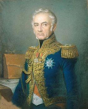 Édouard Pingret (1788–1875), Le Général comte C. T. de Montholon (1783-1853) (vers 1840) © musée de l'Armée, Paris