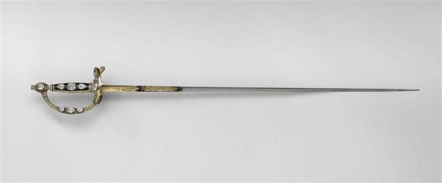 Épée du Sacre de Napoléon I<sup>er</sup>
