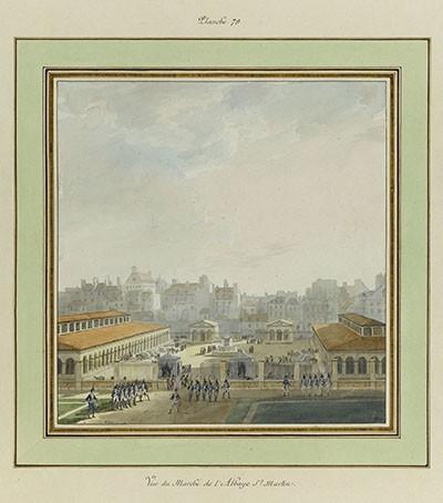 Napoleon and Paris (1799-1815). Urban metamorphoses