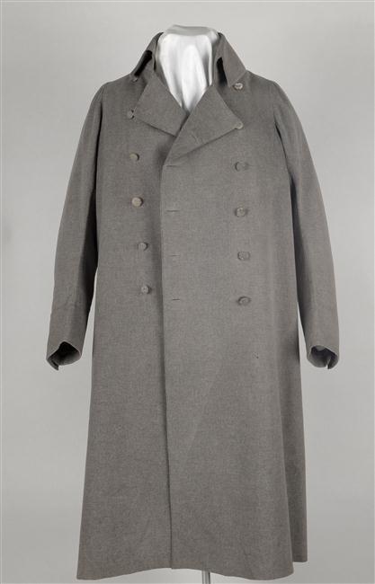 Napoleon's Grey Greatcoat (redingote)