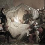 Who was present at Napoleon's death?