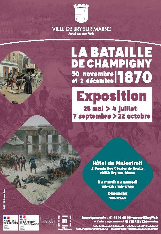 The Battle of Champigny 1870