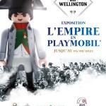 2021 Année Napoléon – L'Empire en Playmobil®, au musée Wellington
