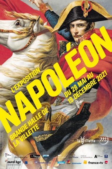 [2021 Année Napoléon] Dans les coulisses de l'exposition <i>Napoléon</i> proposée par la Rmn/Grand Palais et La Villette