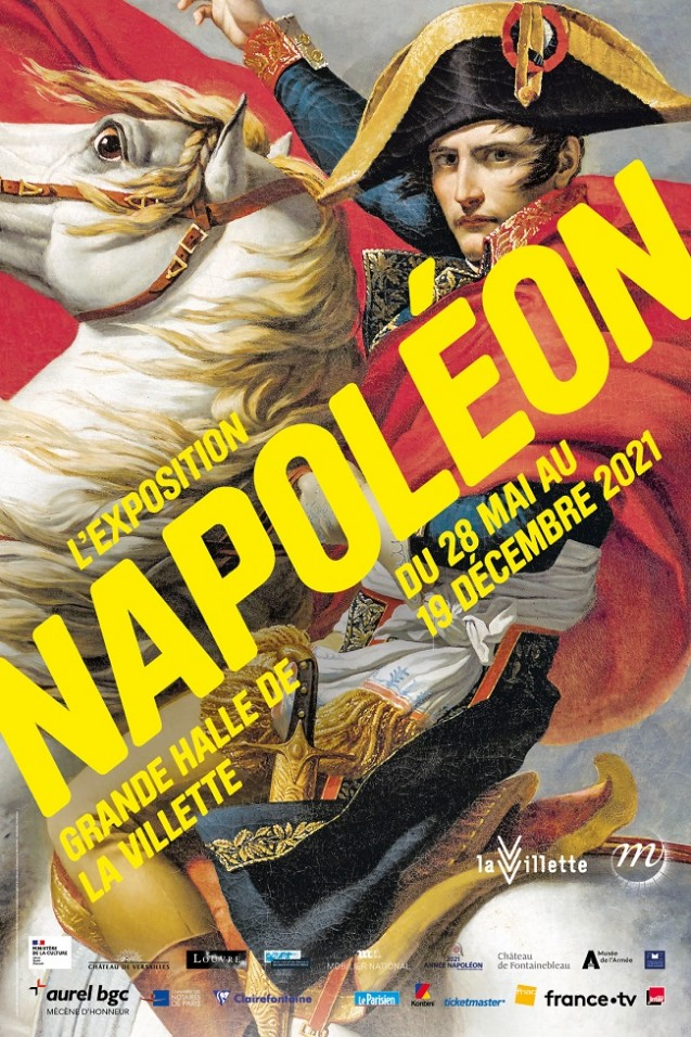 2021 Année Napoléon – Exposition Napoléon à La Villette