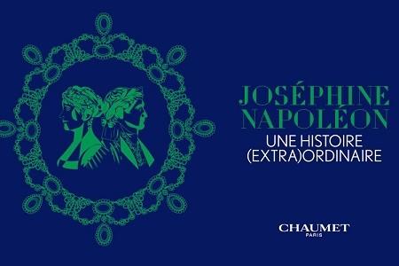 [2021 Année Napoléon] Un aperçu de l'exposition <i>Joséphine & Napoléon. Une histoire (extra)ordinaire