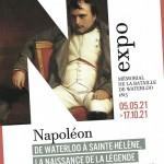 2021 Année Napoléon – Napoléon : de Waterloo à Sainte-Hélène, la naissance de la légende, au mémorial de Waterloo