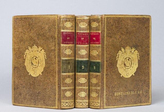 Voyage en Suisse, William Coxe. Paris, Letellier, 1790 © Fondation Napoléon