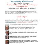 International Napoleonic Society Virtual Congress