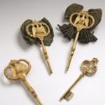 Les clefs de chambellan