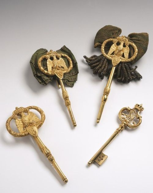 A set of Chambellan Keys