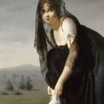 Peintres femmes. Naissance d'un combat : 1780-1830