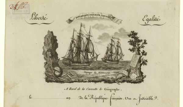 Australie – Le Havre. L'intimité d'un lien (1801-2021)