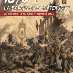 151e anniversaire des combats du 18 octobre 1870 à Châteaudun