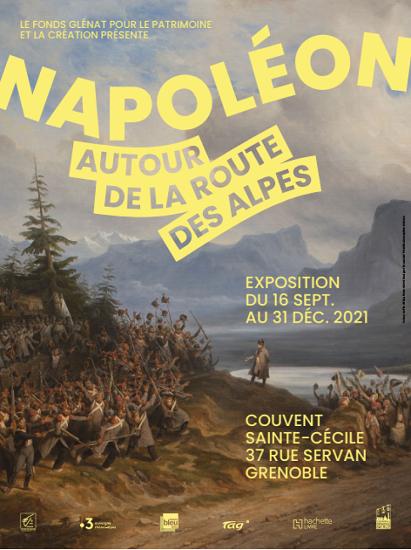 Napoléon autour de la route des Alpes