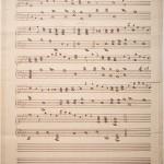 Chant funèbre composé spécialement pour les funérailles de l'empereur Napoléon par Ch. McCarthy, membre de l'ancienne fanfare de Sainte-Hélène, mai 1821