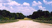 Parc de Compi�gne. The Trou�e des Beaumont