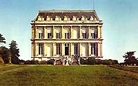Ch�teau de la Punta before the fire of 1978
