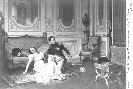 Napoleon's first wife, Josephine de Beauharnais