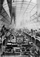 The Paris Universal Exhibition of 1855 (c) DR