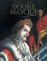 Double masque. T 6 : L'hermine � Dargaud