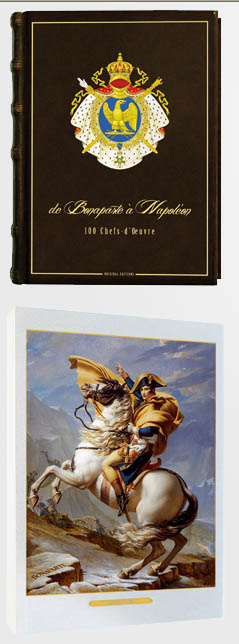 <i>Bonaparte � Napol�on, 100 chefs d'oeuvre</i> � Original �ditions, 2013