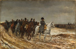 Ernest Meissonier, <i>1814, The French Campaign</i> 1864