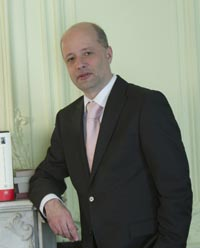 Pierre Branda, Manager of Capital, Collection and Real Estate � Fondation Napol�on