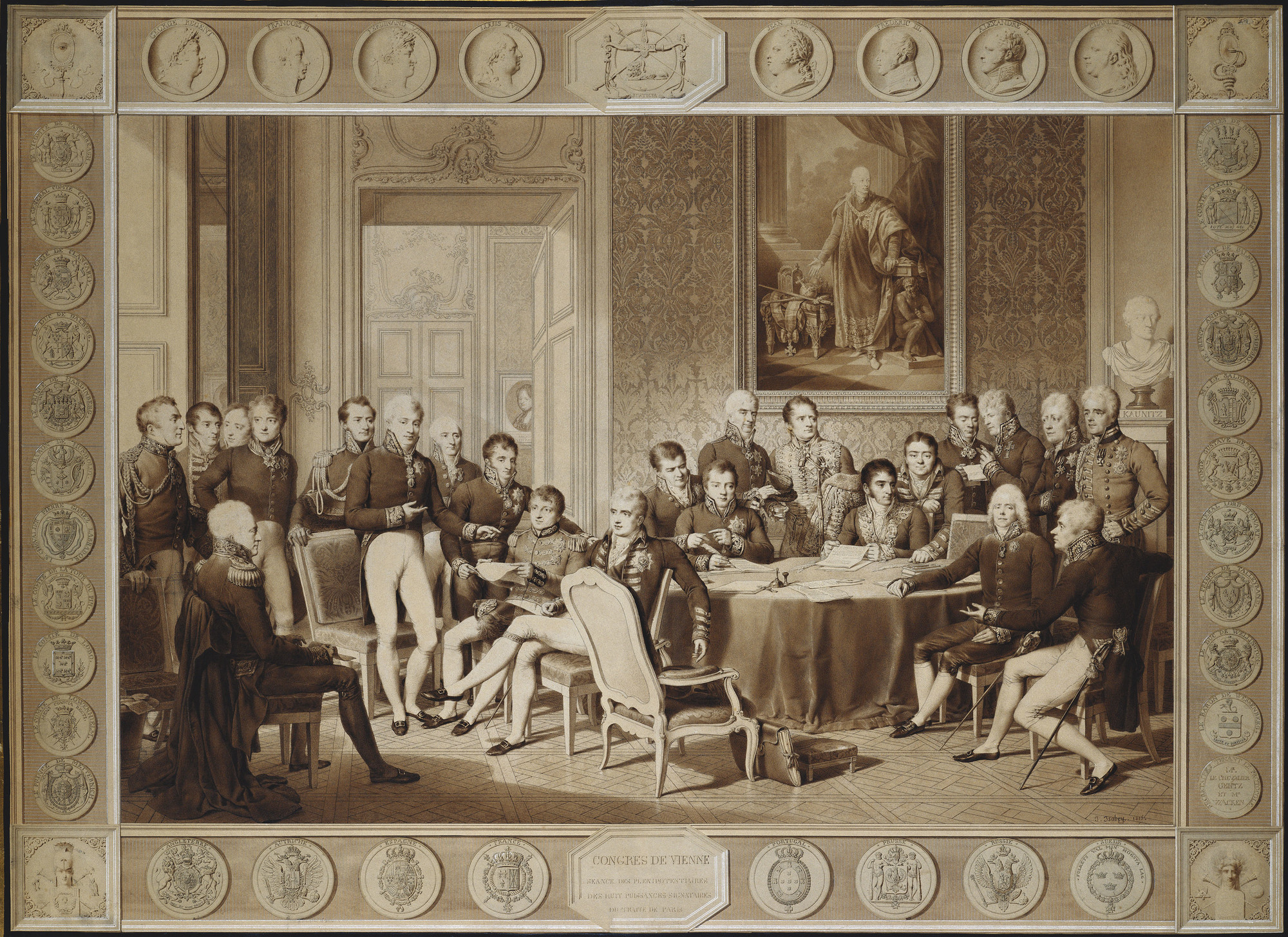 essays on congress of vienna The congress of vienna was held in the austrian capital, where ambassadors from the major powers in europe discussed what should happen to the continent atread more here.